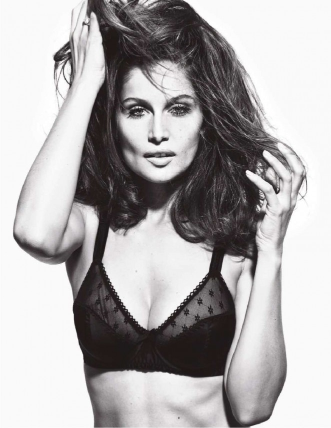 Laetitia Casta - Lui Magazine (December 2014)