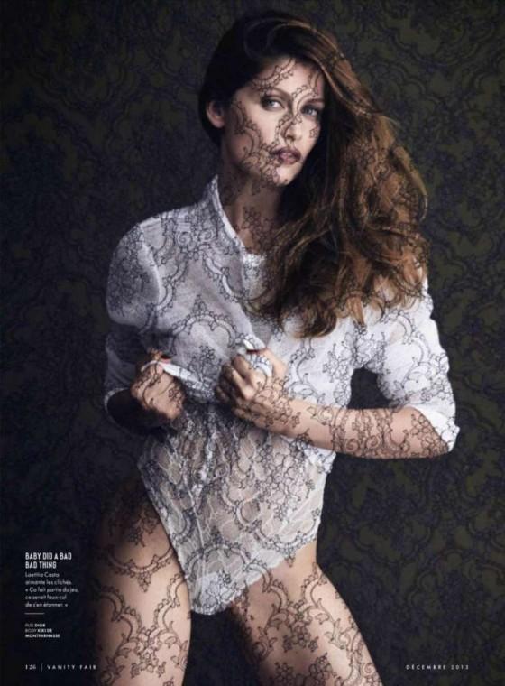 Laetitia Casta: Vanity Fair France -06