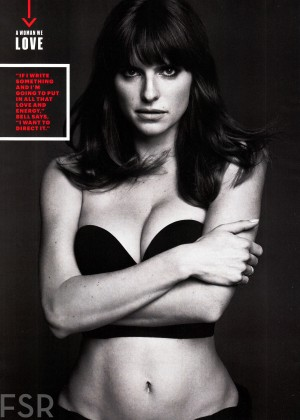 Lake Bell Esquire 2014 -05