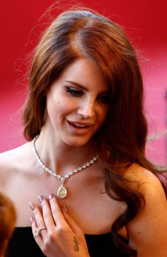 Lana Del Rey - 2012 Cannes Film Festival Opening Ceremony and Moonrise Kingdom Premiere