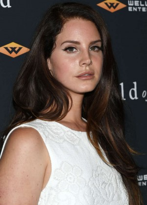 "Lana Del Rey - ""Child Of God"" Premiere in NYC"