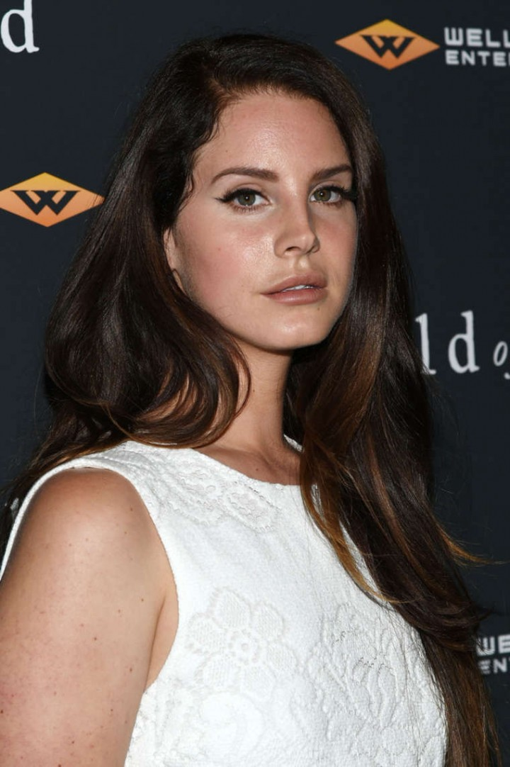 "Lana Del Rey - ""Child Of God"" Premiere in NYC"