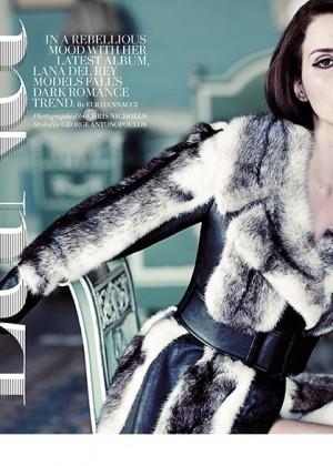 Lana Del Rey: Fashion Canada 2014 -01