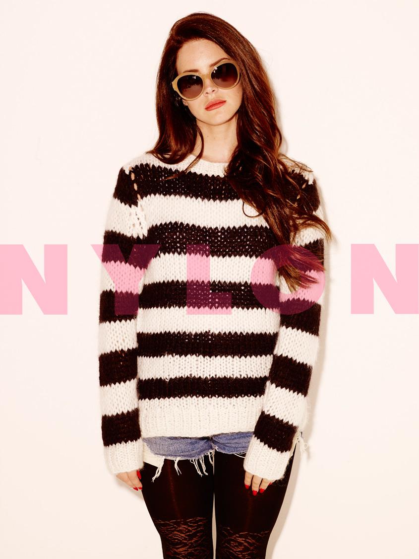 Lana Del Rey: Nylon Magazine -06