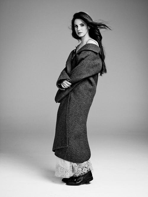 Lana Del Rey: Nylon Magazine -12