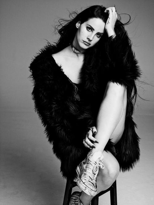 Lana Del Rey: Nylon Magazine -13