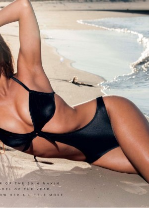 Laura Brunskill: Maxim Australia 2014 -06