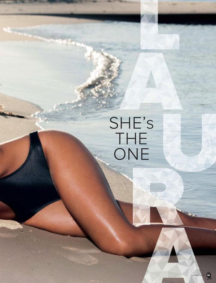 Laura Brunskill: Maxim Australia 2014 -07