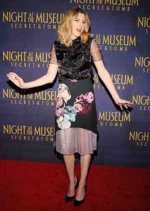 Laura Carmichael - 'Night At The Museum: Secret Of The Tomb' Premiere in New York