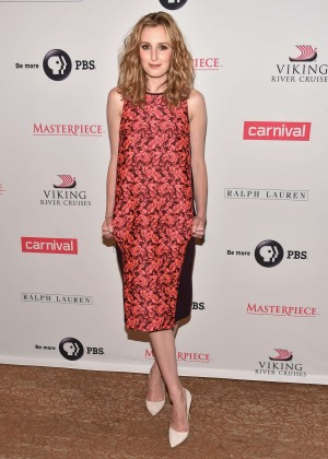 Laura Carmichael - Summer TCA Tour 2014 in Beverly Hills