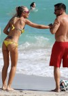 Laura Cremaschi Bikini Photos: 2014 playing soccer in Miami -16