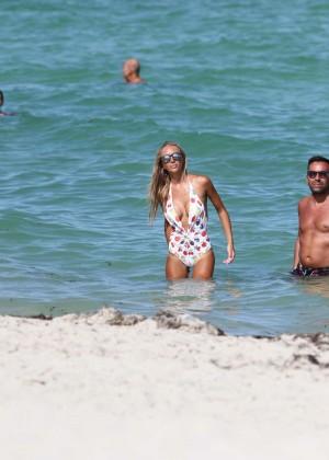 Laura Cremaschi in Swimsuit -09
