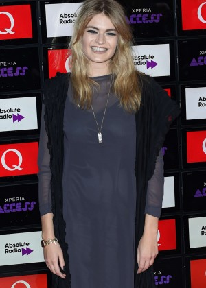 Laura Doggett - Xperia Access Q Awards 2014 in London