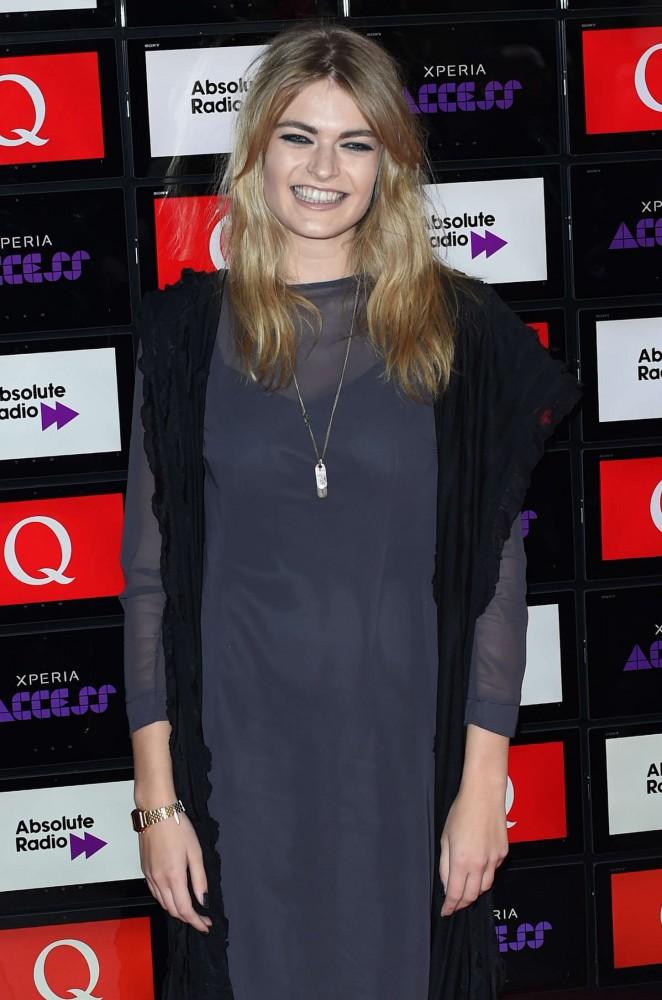 Laura Doggett - Xperia Access Q Awards 2014 in London