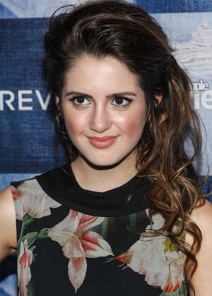 Laura Marano - People StyleWatch 4th Annual Denim Party in LA