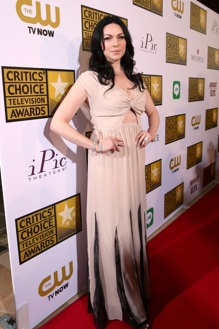 Laura Prepon - 2014 Critics Choice Television Awards -02