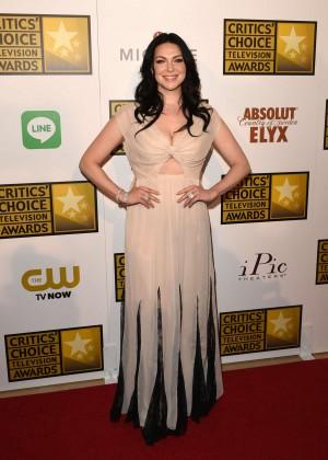Laura Prepon - 2014 Critics Choice Television Awards -07