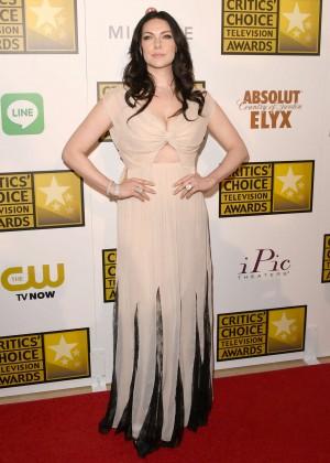 Laura Prepon - 2014 Critics Choice Television Awards -11