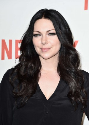 "Laura Prepon - ""Netflix"" Launch Party at Le Faust In Paris"