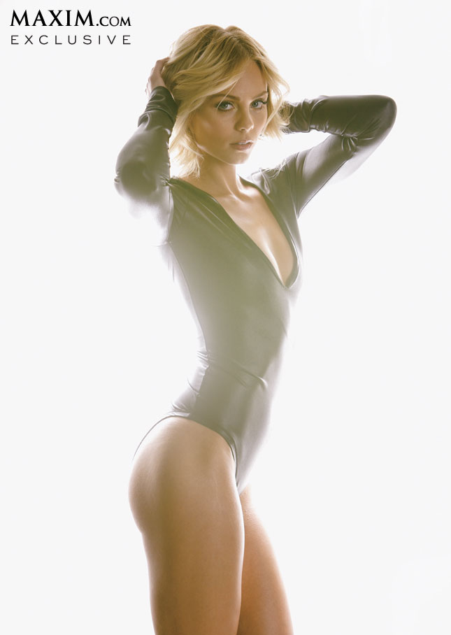 Laura Vandervoort - Maxim Magazine (March 2014)
