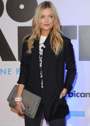 "Laura Whitmore - ""20,000 Days On Earth"" Premiere in London"