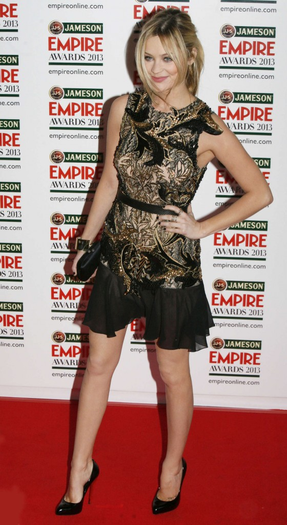 Laura Whitmore - 2013 Jameson Empire Awards -01