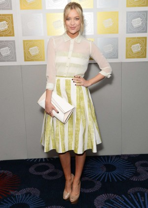 Laura Whitmore: TRIC Awards 2014 -05