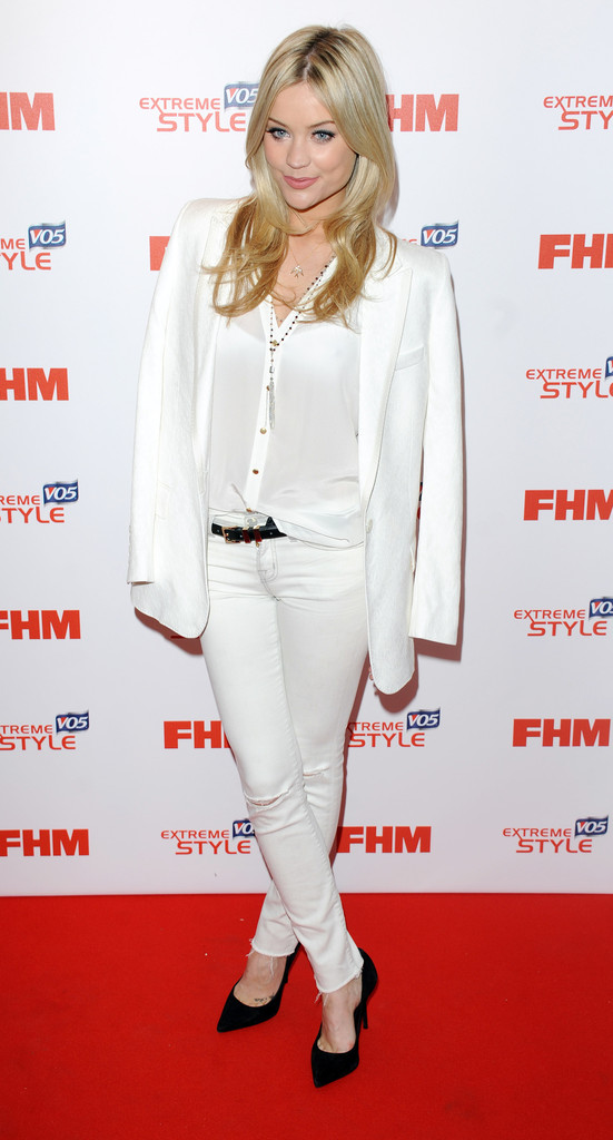 Laura Whitmore at 2013 FHM 100 Sexiest Women in the World -02
