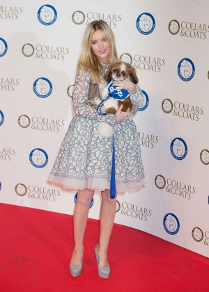 Laura Whitmore - Battersea Dog's Collars & Coats Gala Ball in London