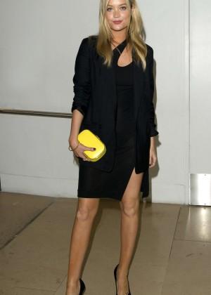Laura Whitmore - Julien Macdonald Fashion Show in London