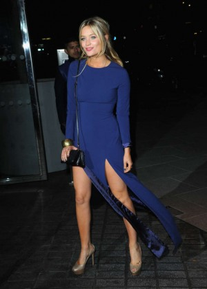 Laura Whitmore - Mondrian Hotel Launch Party in London