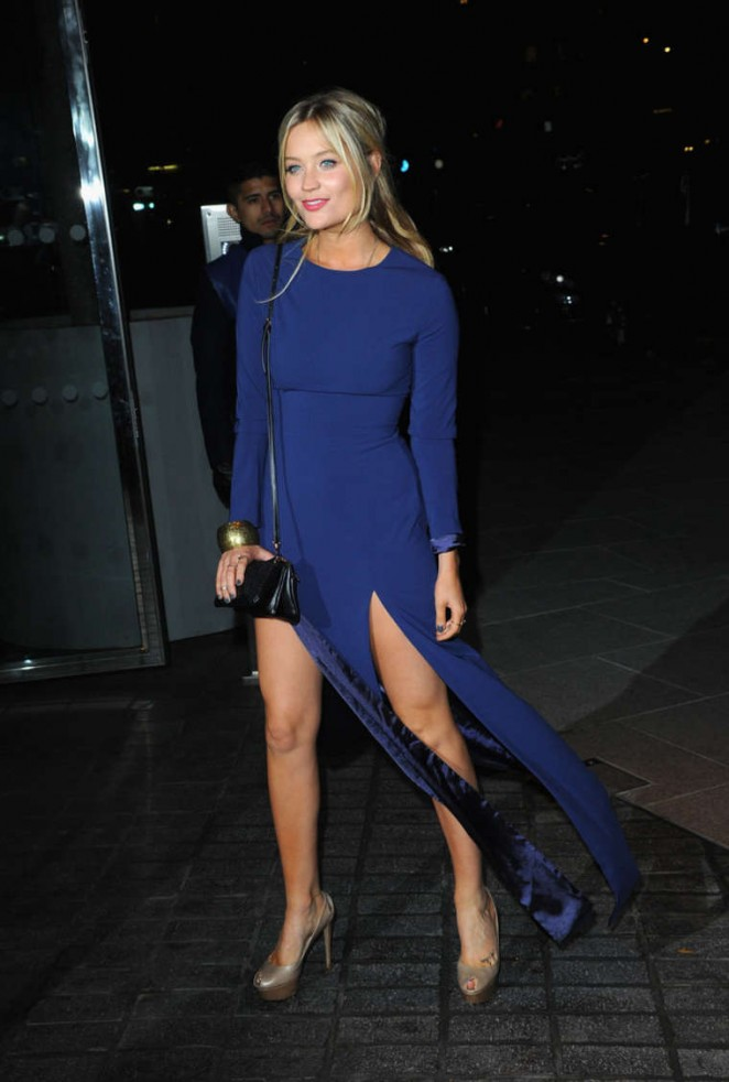Laura Whitmore – Mondrian Hotel Launch Party in London