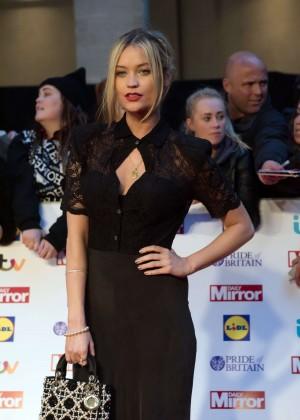 Laura Whitmore - 2014 Pride of Britain Awards in London