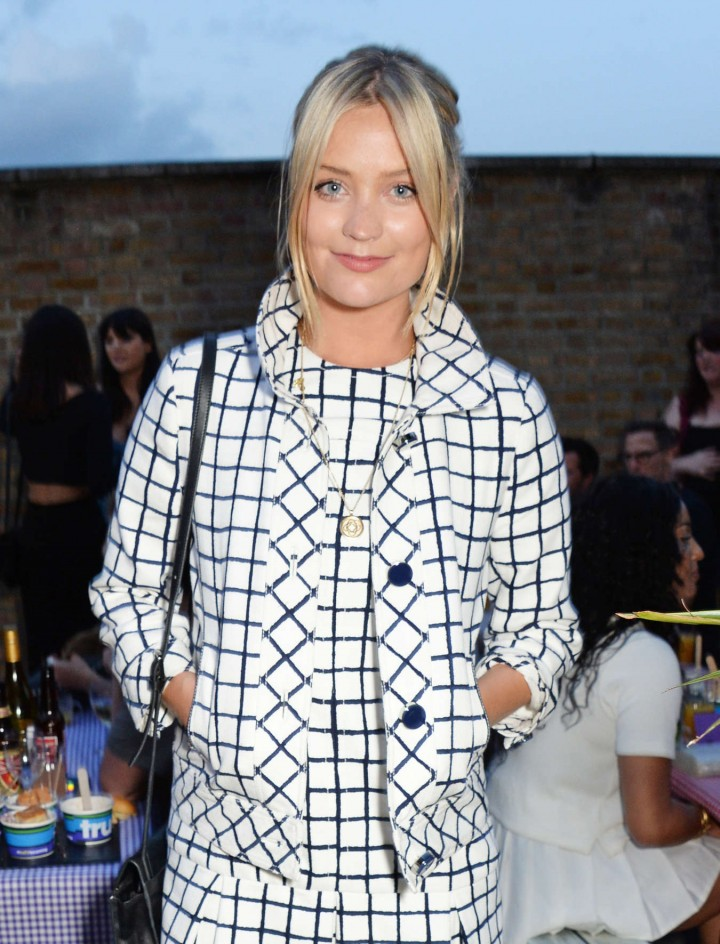 Laura Whitmore - truTV VIP launch party in London