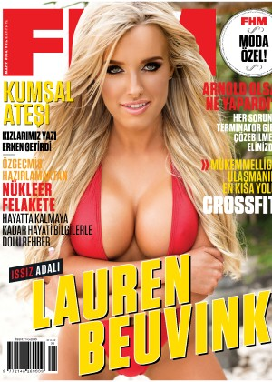 Lauren Beuvink: FHM Turkey -05