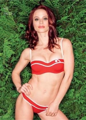 Lauren Brant - Maxim Australia Magazine (December 2014)