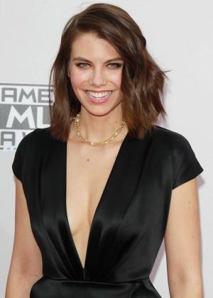 Lauren Cohan - 2014 American Music Awards in LA