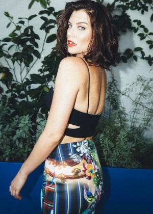 Lauren Cohan - Nylon Guys Magazine 2014 -05