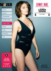 Lauren Cohan - Esquire 2013-02