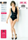 Lauren Cohan - Esquire 2013-04