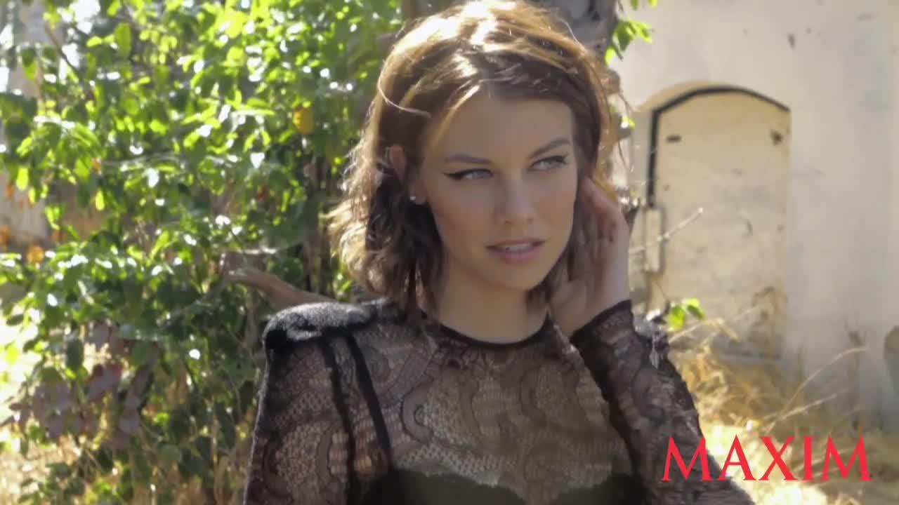 Cohan maxim lauren Maggie from