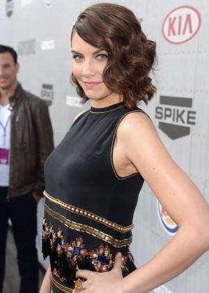 Lauren Cohan - Spike TV 2014 -02