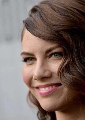 Lauren Cohan - Spike TV 2014 -04