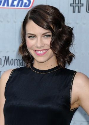 Lauren Cohan - Spike TV 2014 -10