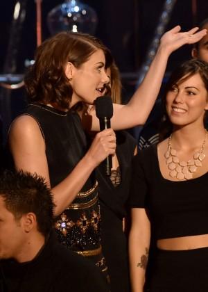 Lauren Cohan - Spike TV 2014 -11