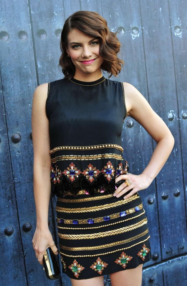 Lauren Cohan - Spike TV 2014 -15