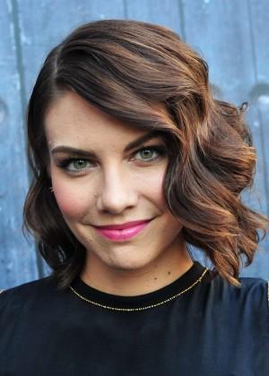Lauren Cohan - Spike TV 2014 -17