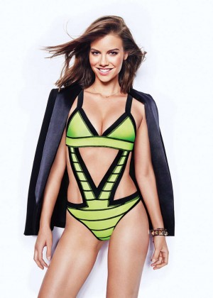 Lauren Cohan - Women's Health Magazine (December 2014)