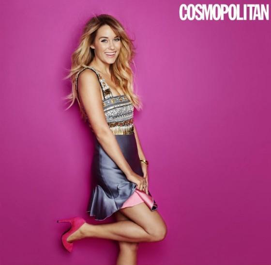Lauren Conrad: Cosmopolitan Magazine -06
