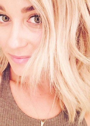 Lauren Conrad Short Haircut – Instagram Pic